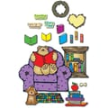 D.J. Inkers Cozy Reading Center Bulletin Board Set