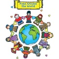 D.J. Inkers Kids Around the World Bulletin Board Set
