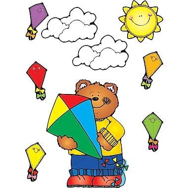 D.J. Inkers Kites Bulletin Board Set