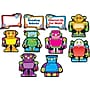 Carson-Dellosa Robot Talkers Bulletin Board Set