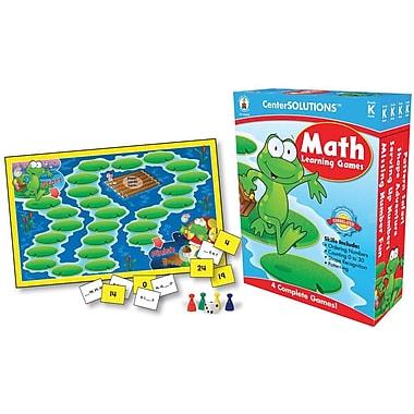 Carson-Dellosa Math Learning Games, Grade K