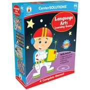 Carson-Dellosa Language Arts Learning Games, Grade PK