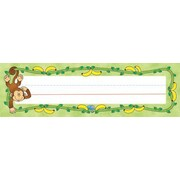 Carson-Dellosa Monkey Nameplates