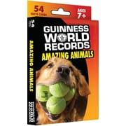 Carson-Dellosa Guinness World Records® Amazing Animals Learning Cards