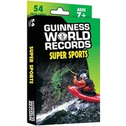 Carson-Dellosa Guinness World Records® Super Sports Learning Cards