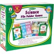 Carson-Dellosa Science File Folder Games, Grades 2 - 3