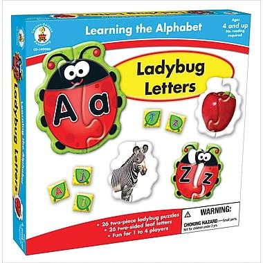 Carson-Dellosa Ladybug Letters Board Game
