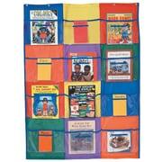 Carson-Dellosa Library/Centers Pocket Chart