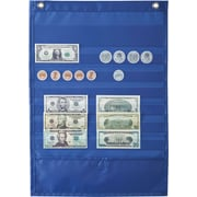 Carson-Dellosa Deluxe Money Pocket Chart