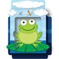 Carson-Dellosa Frogs Dimensional Accent