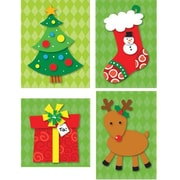 Carson-Dellosa Christmas Prize Pack Stickers