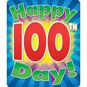 Carson-Dellosa Happy 100th Day Motivational Stickers