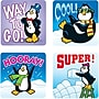 Carson-Dellosa Penguins Motivational Stickers