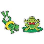 Carson-Dellosa Frogs Dazzle™ Stickers