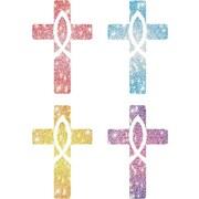 Carson-Dellosa Crosses Dazzle™ Stickers
