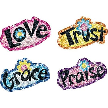 Carson-Dellosa Faith Words Dazzle™ Stickers