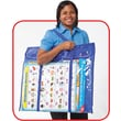 Carson-Dellosa Deluxe Bulletin Board Storage Pocket Chart