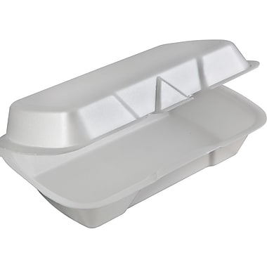 Take-Out Foam Food Container, Medium