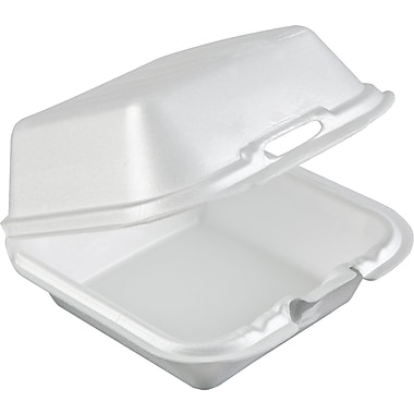 Take-Out Foam Food Container, Small