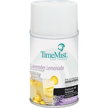 TimeMist® Metered Fragrance Dispenser Refill, Lavender Lemonade, 5.3 oz. Aerosol Can