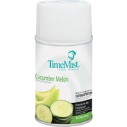 TimeMist® Metered Fragrance Dispenser Refill, Cucumber Melon, 5.3 oz. Aerosol Can