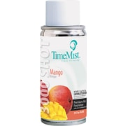 TimeMist® Micro Ultra Concentrated Metered Air Freshener Refill, Mango, 3 oz. Aerosol Can