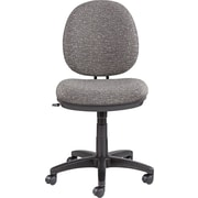 Alera® Interval 100% Acrylic Swivel/Tilt Task Chair, Graphite Gray
