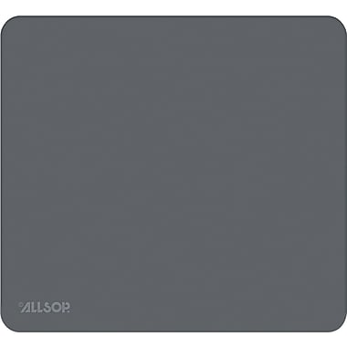 Allsop® Accutrack Slimline Mouse Pad, Graphite, 8in.(D)