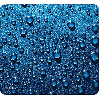 Allsop® Naturesmart™ Mouse Pad, Blue, 8in.(D)