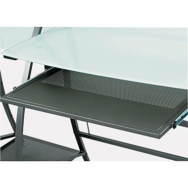 Safco ® Xpressions Keyboard Tray, Black
