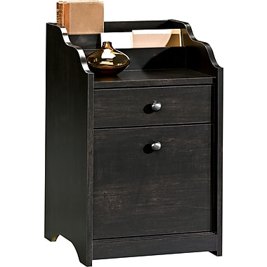 Sauder® Edgewater Collection File, Estate Black