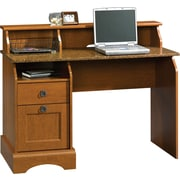 Sauder® Graham Hill Desk, Coach Cherry