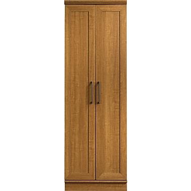 Sauder® HomePlus™ 2-Door Cabinet, Sienna Oak