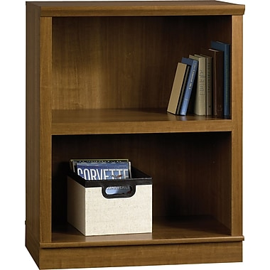 Sauder HomePlus Bookcase/Hutch, Sienna Oak