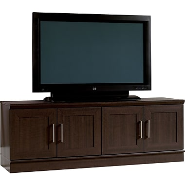 Sauder HomePlus Floor/Wall Cabinet, Dakota Oak