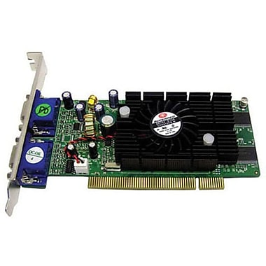 Diamond Multimedia® NVIDIA GeForce FX 5200 GPU 128 MB 64-Bit DDR Memory Low Profile Ready Video Card