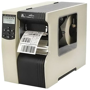 Xi4™ 110XI4 300 dpi 14 in/sec Thermal Transfer And Direct Thermal Receipt Printer
