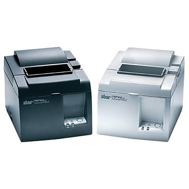 star® TSP113U Gray 203 dpi 22 Receipt/min Direct Line Thermal TSP100 futurePRNT Receipt Printer