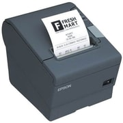 EPSON® TM-T88V EDG 300 mm/sec Parallel And USB Thermal Line Dot Single Station Receipt Printer