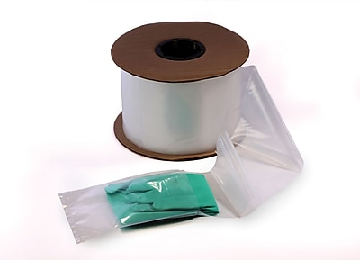 Poly Bags on a Roll