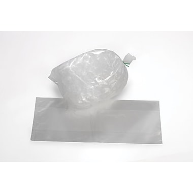 6in. x 3in. x 18in., 2 mil, Heavy Duty Ice Bags, 1000/Case