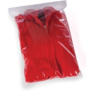"20"" x 24"", 2 mil, Reclosable Poly Bags, 500/Case"
