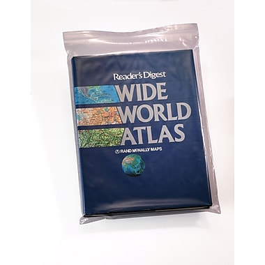 12in. x 12in., 6 mil, Reclosable Poly Bags, 500/Case
