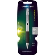 Uni-ball JetStream™ Premier Retractable Rollerball Pen, Bold Point 1.0 mm, Black Ink, Each