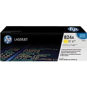 HP 824A Yellow Toner Cartridge (CB382A)