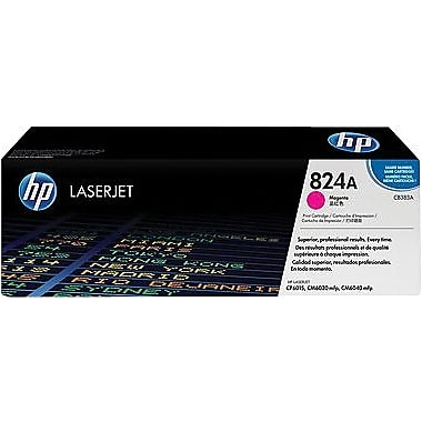 HP 824A Magenta Toner Cartridge (CB383A)