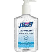 Purell Advanced Instant Hand Sanitizer, 8 oz.