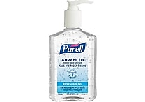 Purell® Advanced Instant Hand Sanitizer, 8 oz.