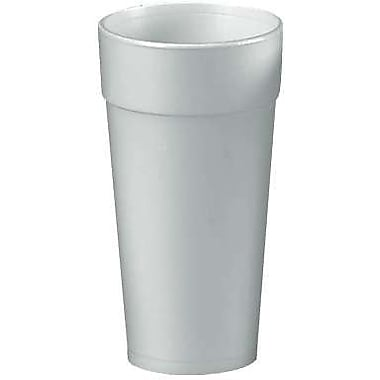 Dart® Insulated Foam Hot/Cold Cups, 32 oz., 500/Case
