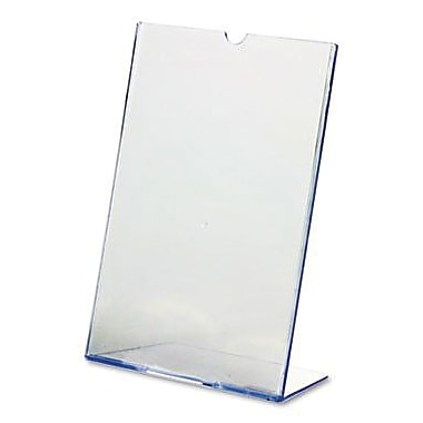 Superior Image® Slanted Sign Holder 8-1/2in. x 11in.
